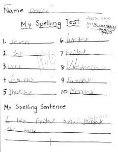 Derrick Test